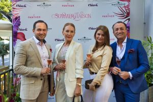 le PANTHER SUMMER LIAISON: Supper Club